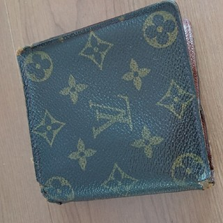 ルイヴィトン(LOUIS VUITTON)のルイヴィトン2つ折り財布(折り財布)