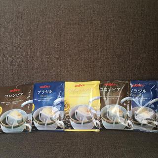 ブルックス(Brooks)のブルックス コーヒー  5袋(コーヒー)