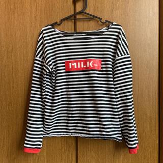 ミルクフェド(MILKFED.)のmilkfed ロンt(Tシャツ(長袖/七分))