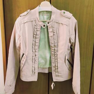 リズリサ(LIZ LISA)のLIZ LISA ライダースジャケット(ライダースジャケット)