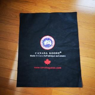 カナダグース(CANADA GOOSE)のCanada goose不織布製袋*未使用品(ダウンジャケット)