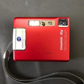 コニカミノルタ(KONICA MINOLTA)のデジタルカメラ ジャンク品(コンパクトデジタルカメラ)
