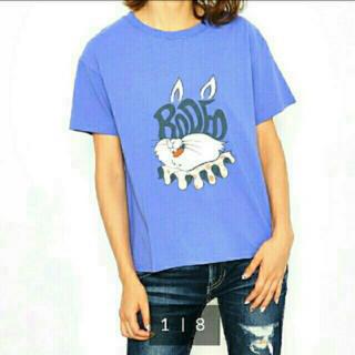 ロデオクラウンズ(RODEO CROWNS)のRODEO CROWNS ロゴバニーTシャツ(Tシャツ(半袖/袖なし))