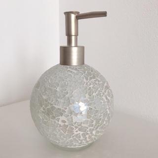 ビーカンパニー(B-COMPANY)のSALE ディスペンサー モザイクガラス(日用品/生活雑貨)