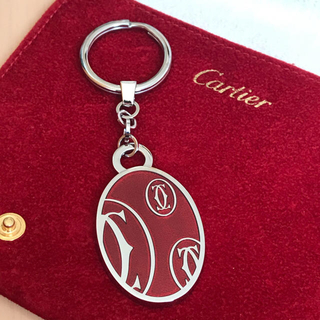 カルティエ(Cartier)の新品同様 カルティエ キーホルダー(キーホルダー)