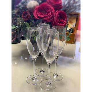 ドンペリニヨン(Dom Pérignon)のドン・ペリニヨン シャンパングラス 2脚新品未使用品(グラス/カップ)