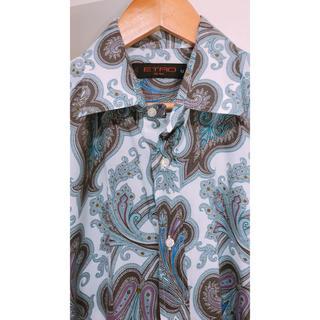 エトロ(ETRO)の⑥美品✨ETRO エトロ シャツ ワイシャツ(シャツ)