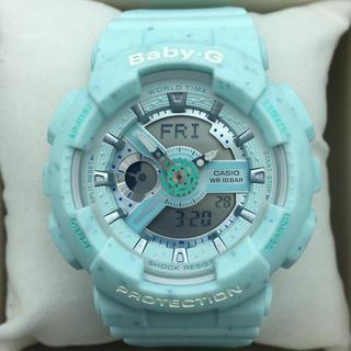 ベビージー(Baby-G)のセール BABY-Gの腕時計 BA-110PL-2AJF(腕時計)