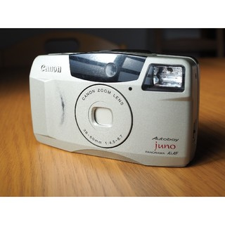 キヤノン(Canon)のCanon Autoboy juno(フィルムカメラ)