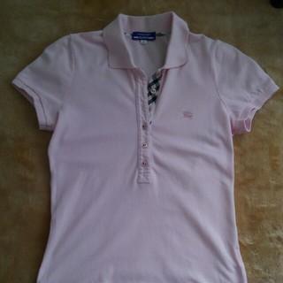 バーバリーブルーレーベル(BURBERRY BLUE LABEL)のお値下げ バーバリーブルーレーベル ポロシャツ(ポロシャツ)