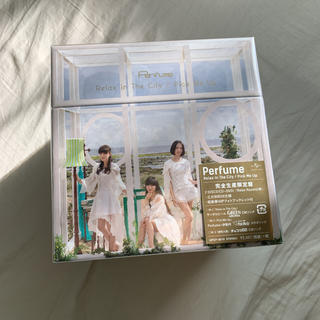 「Relax In The City/Pick Me Up」 Perfume(ミュージシャン)