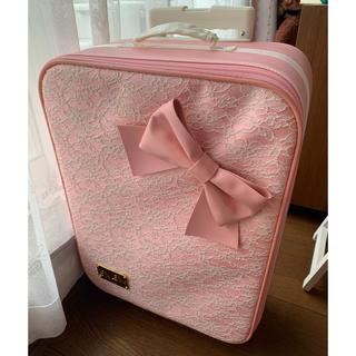 リズリサ(LIZ LISA)のLIZLISA キャリーケース(スーツケース/キャリーバッグ)
