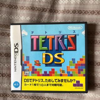 ニンテンドーDS(ニンテンドーDS)のテトリスDS DS(携帯用ゲームソフト)