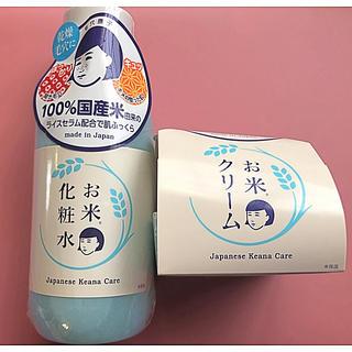 イシザワケンキュウジョ(石澤研究所)の新品 毛穴撫子 お米の化粧水&クリーム(化粧水/ローション)