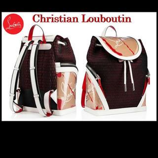 クリスチャンルブタン(Christian Louboutin)のクリスチャンルブタン バックパックリュック正規品(バッグパック/リュック)