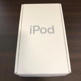 アイポッドタッチ(iPod touch)のiPod touch (第6世代) 32GB ブラック(ポータブルプレーヤー)