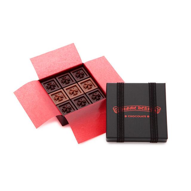 Chrome Hearts(クロムハーツ)の限定 クロムハーツ チョコレート 食品/飲料/酒の食品(その他)の商品写真