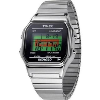 シュプリーム(Supreme)の【新品未使用】Supreme timex digital watch(腕時計(デジタル))