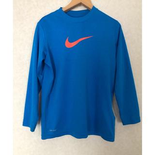 ナイキ(NIKE)のNIKE Dri-fit ロングTシャツ(Tシャツ(長袖/七分))