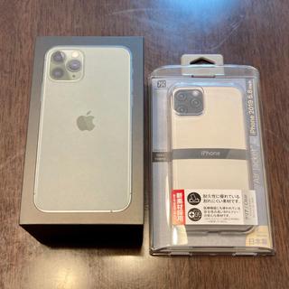 アップル(Apple)のiPhone 11 Pro 64GB SIMフリー Air jacketケース(スマートフォン本体)