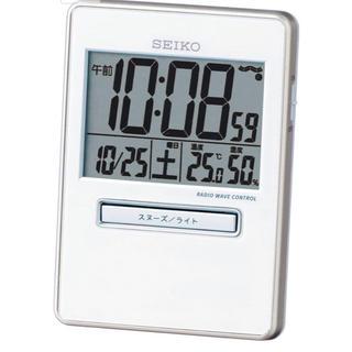 セイコー(SEIKO)のセイコー クロック 目覚まし電波時計(置時計)