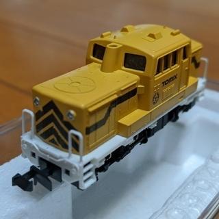 トミー(TOMMY)のTOMIX Cタイプ小型ディーゼル機関車(黄色)(鉄道)