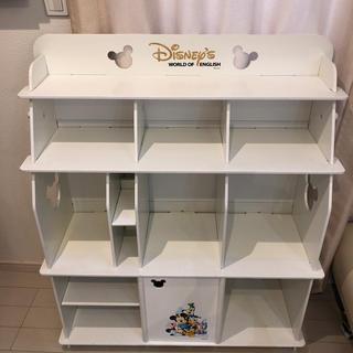 ディズニー(Disney)のワールドファミリー棚(棚/ラック/タンス)