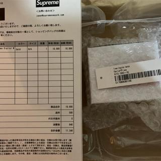 シュプリーム(Supreme)のSupreme Timex GOLD 1個(腕時計(デジタル))