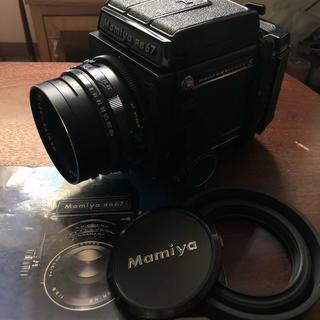 マミヤ(USTMamiya)のMamiya RB67 ProS & SekorC 127mm マミヤ 中判(フィルムカメラ)