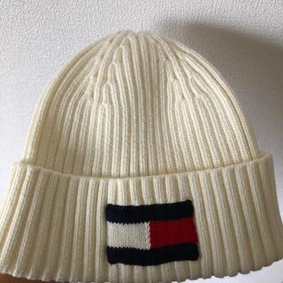 トミーヒルフィガー(TOMMY HILFIGER)のTOMMYHILFIGER ニット帽(ニット帽/ビーニー)