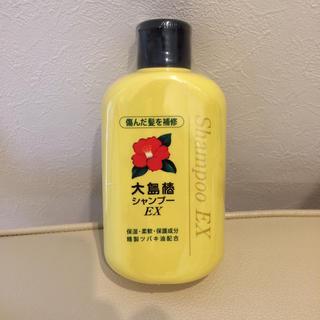 オオシマツバキ(大島椿)の大島椿 EX シャンプー(300ml)(シャンプー)