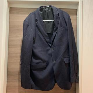 ジーユー(GU)のジーユー テーラード ジャケット メンズ ビジネス スーツ(テーラードジャケット)