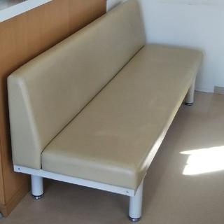 PEKO様専用。長椅子1台とベッド1台。(ソファベッド)