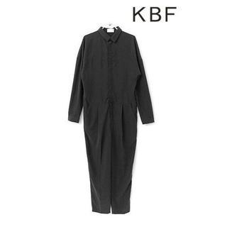 ケービーエフ(KBF)の完売! アーバンリサーチ KBF シャツオールインワン 新品(オールインワン)
