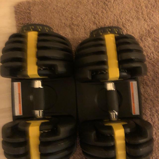ダンベル スポーツ/アウトドアのトレーニング/エクササイズ(トレーニング用品)の商品写真