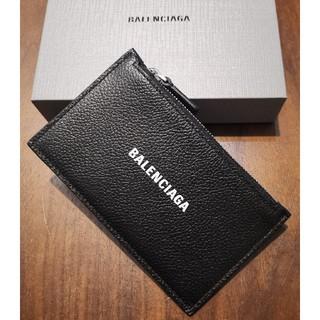 バレンシアガ(Balenciaga)のバレンシアガ 新品 メンズ コインケース(ブラック)(コインケース/小銭入れ)