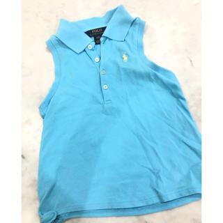 ラルフローレン(Ralph Lauren)の美品!RALAPHLAURENポロシャツ(Tシャツ/カットソー)