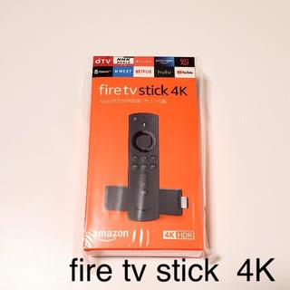 4K 新品未開封 Amazon Fire TV Stick 4K(その他)