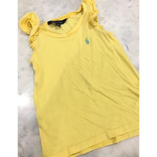 ラルフローレン(Ralph Lauren)の美品!RALAPHLAUREN TVシャツ(Tシャツ/カットソー)