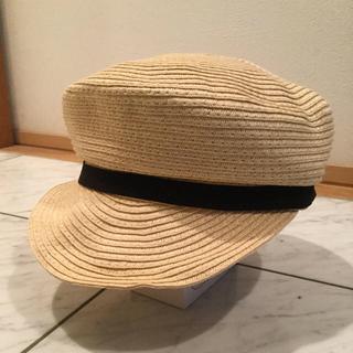 ジーユー(GU)の★gu キッズ帽子 女の子用(帽子)