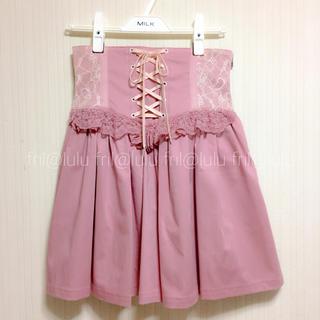 ケイティー(Katie)のkatie♡コルセットスカート(ミニスカート)