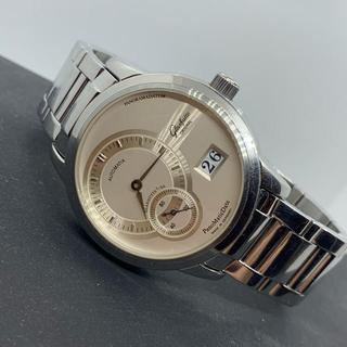 グラスヒュッテオリジナル(Glashutte Original)の[保証書、箱、OH完了]グラスヒュッテオリジナル パノマティックデイト、メンズ(腕時計(アナログ))