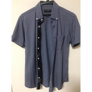 ブラックレーベルクレストブリッジ(BLACK LABEL CRESTBRIDGE)の昨年購入 ブラックレーベル クレストブリッジ  メンズ M 半袖 シャツ(シャツ)