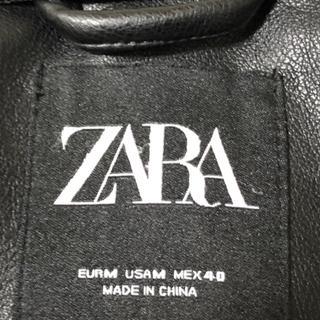ザラ(ZARA)のZARA(ザラ/サラ)Men's(メンズ)レザージャケット(レザージャケット)