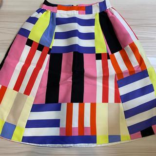 ケイトスペードニューヨーク(kate spade new york)のケイトスペード ニューヨーク スカート サイズ0(ミニスカート)
