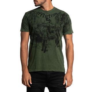Affliction Ghost Army Tシャツ サイズS(Tシャツ/カットソー(半袖/袖なし))