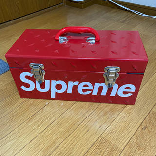 シュプリーム(Supreme)のSupreme 18FW Diamond Plate Tool Box (ケース/ボックス)