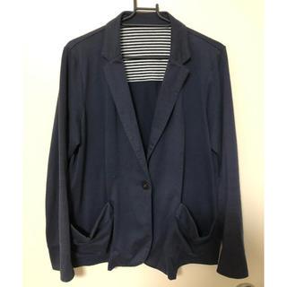 フェリシモ(FELISSIMO)のTシャツ素材ジャケット(テーラードジャケット)