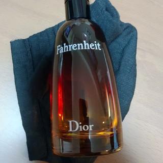 クリスチャンディオール(Christian Dior)の[最終値下げ]Dior ファーレンハイト アフターシェーブローション(その他)
