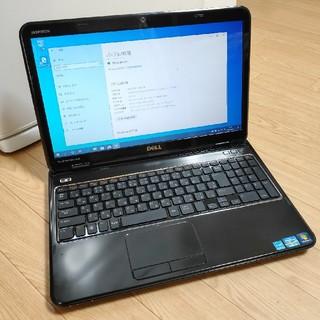 デル(DELL)のDell Inspiron N5110 Core i5 2450M 4GB(ノートPC)